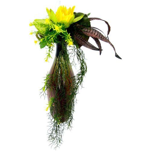I.GE.A. Kunstpflanze »Seerose« Seerose, , Höhe 44 cm
