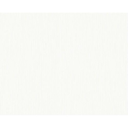 Lars Contzen Vliestapete »Black & White«, uni, einfarbig