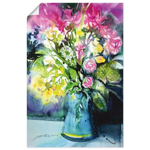 Artland Wandbild »Frühlingsblumen in Vase«, Blumen (1 Stück)