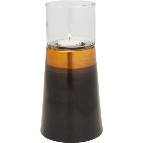 KARE Kerzenständer »Teelichthalter Lava«