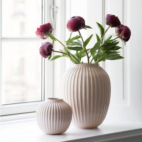 Kähler Vase Hammershøi 20 cm, rose, pink