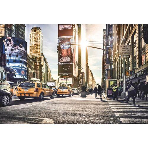 Komar Fototapete »Times Square«, (4 St)