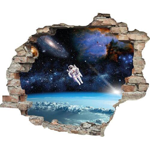 queence Wandtattoo »Astronaut« (1 Stück)