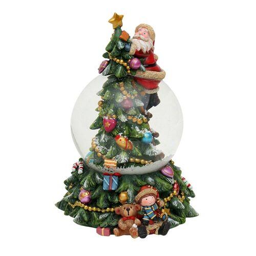 SIGRO Schneekugel »Schneekugel Weihnachtsmann«