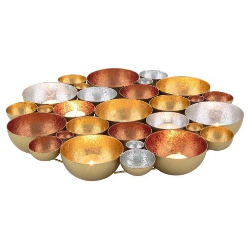 dio Only for You. Teelichthalter, aus Metall, Ø ca. 30 cm