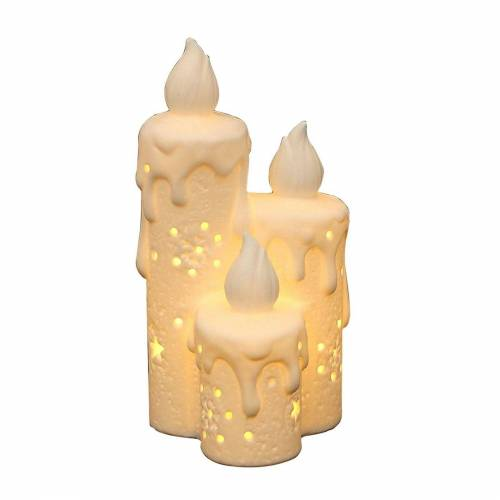 SIGRO Windlicht »Porzellan Windlicht Kerzen«