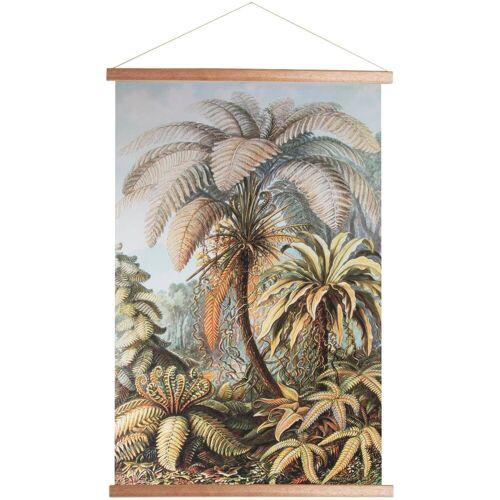 ART for the home Poster »Dschungel«, Pflanzen, 100x70cm