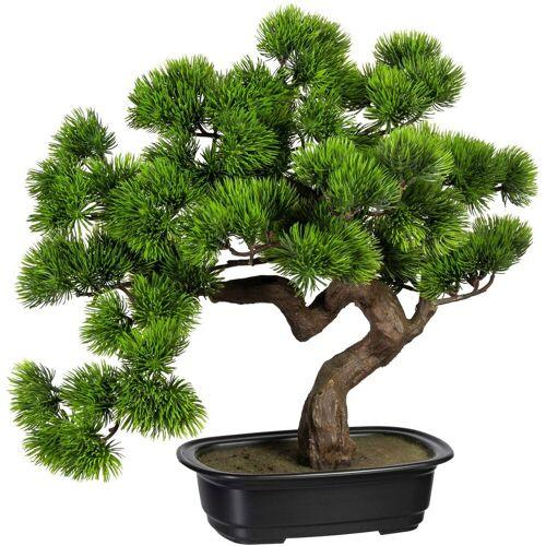 Creativ green Kunstbonsai »Bonsai Kiefer« Bonsai Kiefer, , Höhe 40 cm, in Schale