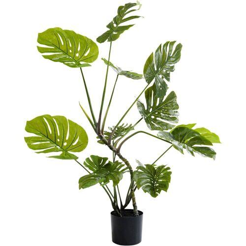 KARE Dekoobjekt »Deko Pflanze Monstera 110cm«