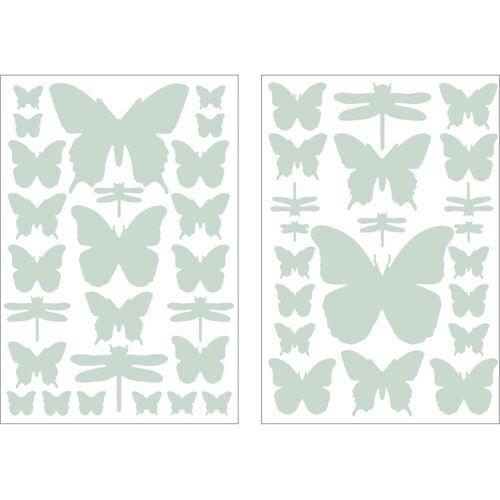 ART for the home Wandtattoo »Schmetterling« (Set, 6 Stück)
