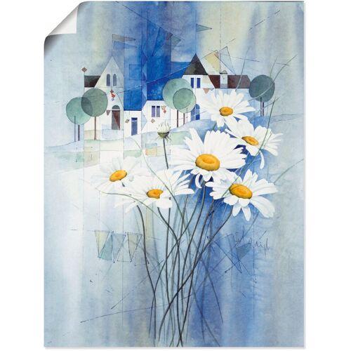 Artland Wandbild »Gartenkräuter I«, Blumen (1 Stück)