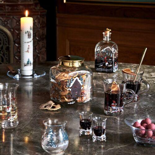 Holmegaard Schnapsglas »Schnapsglas Weihnachten 2er-Set, 3 cl«