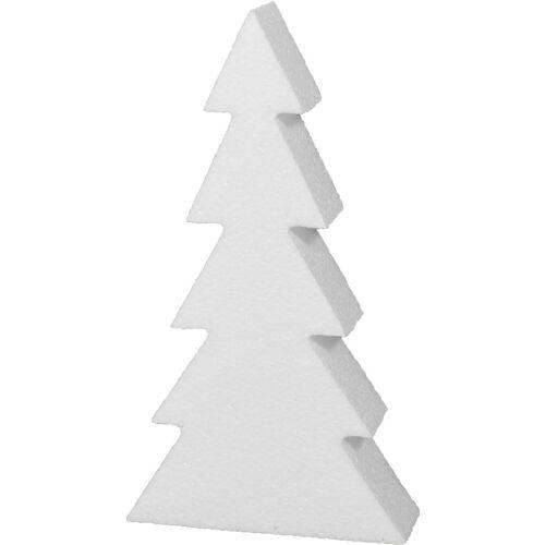 VBS Styropor-Figur »Styroporform Tannenbaum«, verschiedene Größen