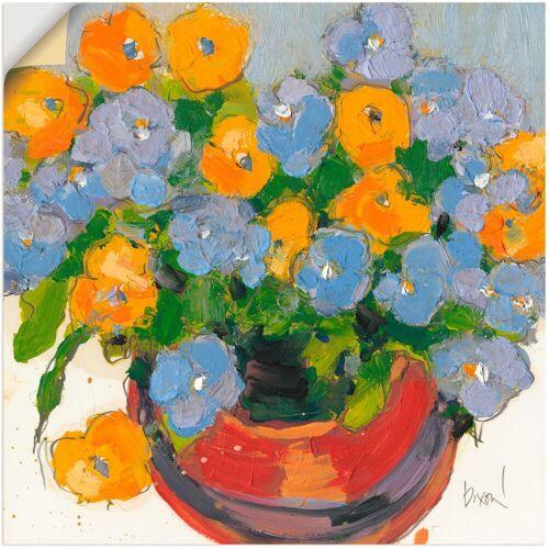 Artland Wandbild »Gepflanzte Blume I«, Blumen (1 Stück)