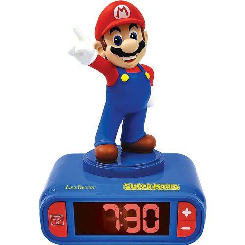 Lexibook® Radiowecker »3D Super Mario Design Digital Radiowecker«
