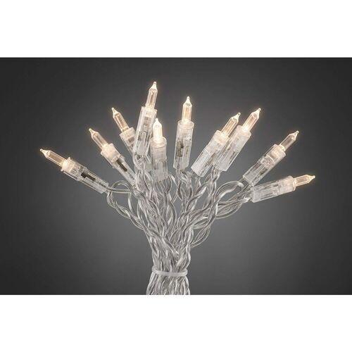 KONSTSMIDE Lichtervorhang »6300-123 LED-Minilichterkette One String 10 LEDs«