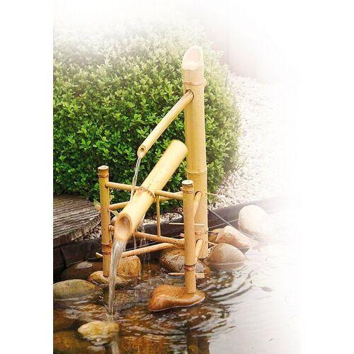 Ubbink Wasserspiel »Bambus«, (Set), 66 cm Höhe
