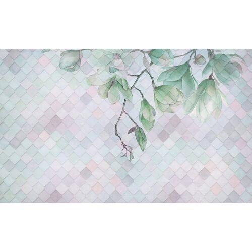 Consalnet Papiertapete »Ast mit Blüten«, floral