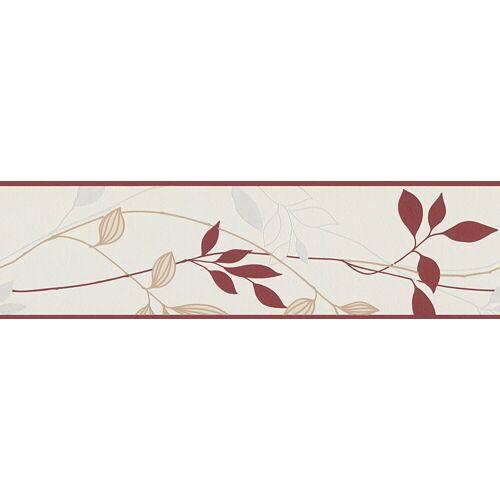 A.S. Création Bordüre »Best of Vlies«, glatt, floral, botanisch, mit Blättern