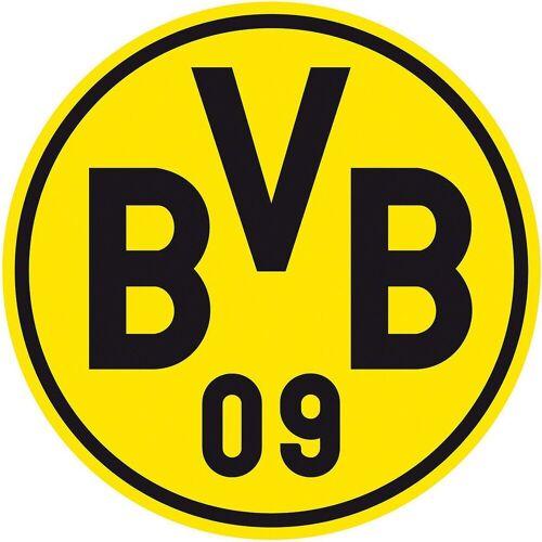 Borussia Dortmund Wandtattoo »Wandtattoo BVB, Logo«