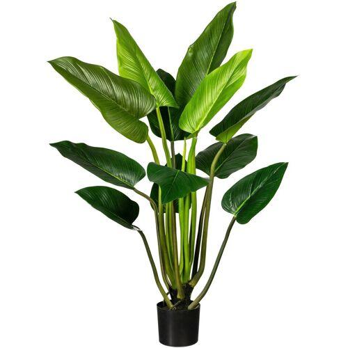 Creativ green Künstliche Zimmerpflanze »Philodendron« Philodendron, , Höhe 130 cm, im Hängetopf