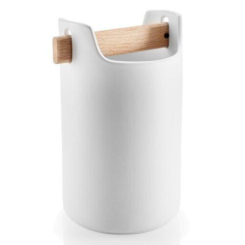 Eva Solo Aufbewahrungsbecher »Toolbox Weiß 20 cm«, Holz, (1-tlg)