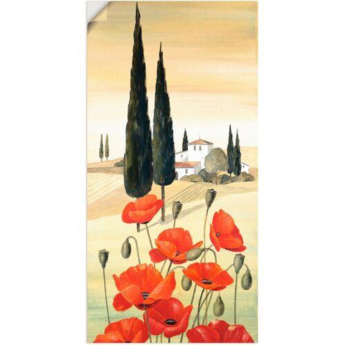 Artland Wandbild »Blumen Zusammensetzung II«, Blumen (1 Stück)
