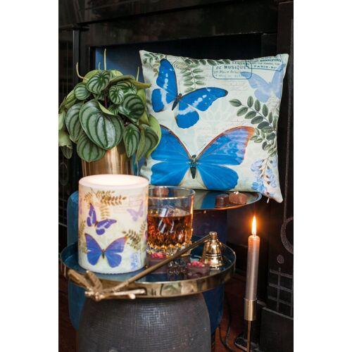 Ambiente Papierserviette »Nostalgie Schmetterlinge«, 33 cm x 33 cm