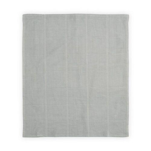 Lorelli Babydecke »Babydecke«, , Kuscheldecke Baumwolle, Größe 75 x 100 cm, ab Geburt, grau