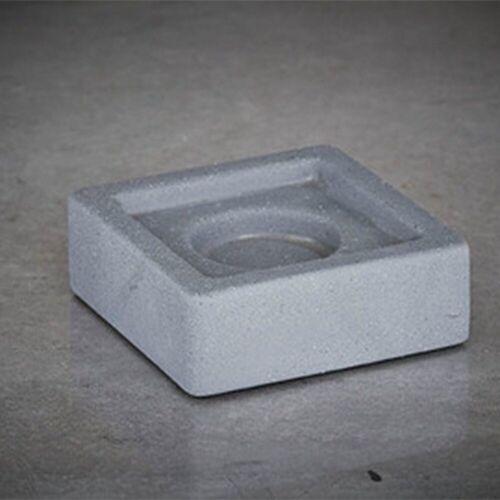 CULTDESIGN Kerzenhalter »Kerzenhalter Change Ruff 10 x 10 cm«