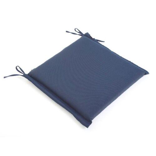 ROG-Gardenline Auflagekissen, Solo Maxi 46 x 48 CM - Blau, Blau