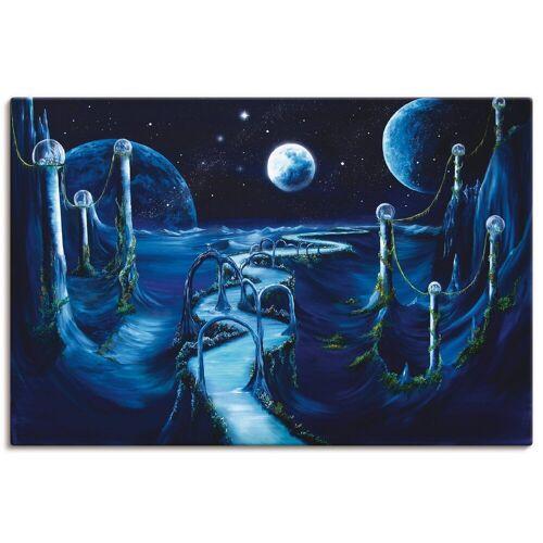 Artland Wandbild »Raumnacht«, Landschaften (1 Stück)