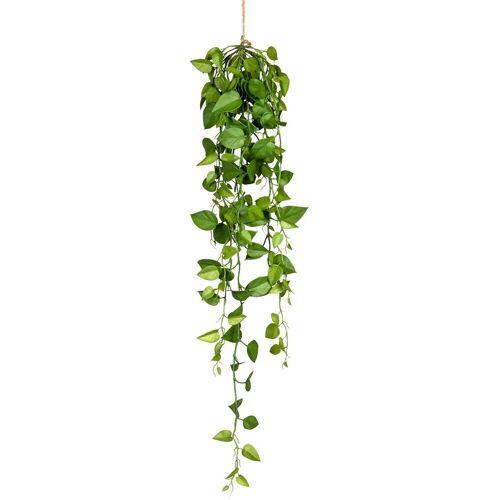 Creativ green Kunstranke »Philodendron-Hängezopf« Philodendron, , Höhe 95 cm