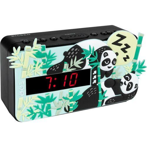 BigBen Radiowecker »Kids Wecker R15 - Panda, 3D-Dekor«
