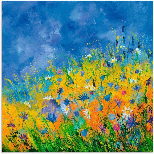 Artland Wandbild »Wildblumen«, Blumenwiese (1 Stück)