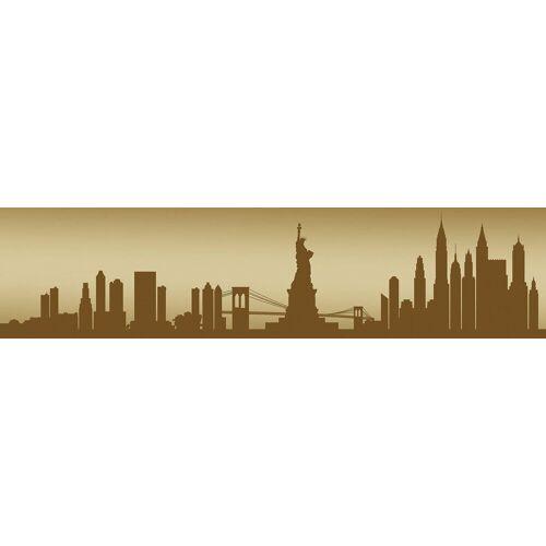 Fototapete »New York - Horizont«, für Küchenrückwand