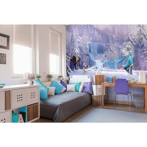 """Komar Fototapete »Fototapete """"Frozen Forest"""", 254 x 368 cm«"""