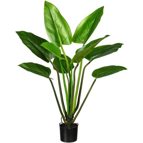 Creativ green Künstliche Zimmerpflanze »Philodendron« Philodendron, , Höhe 110 cm, 2er Set