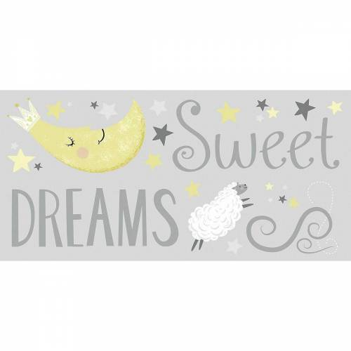 RoomMates Wandsticker »Wandsticker Sweet Dreams«