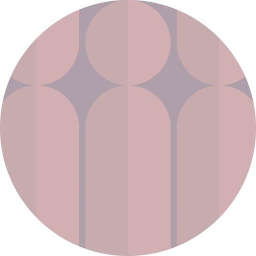 Komar Vliestapete »Bauhaus Fusion«, glatt, abstrakt, geometrisch, (1 St)