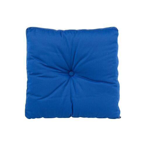 BioKinder - Das gesunde Kinderzimmer Sitzkissen, Sitzkissen 40x40 cm Blau, Blau