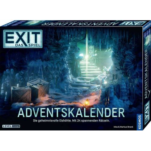 Kosmos Adventskalender »EXIT 2020«
