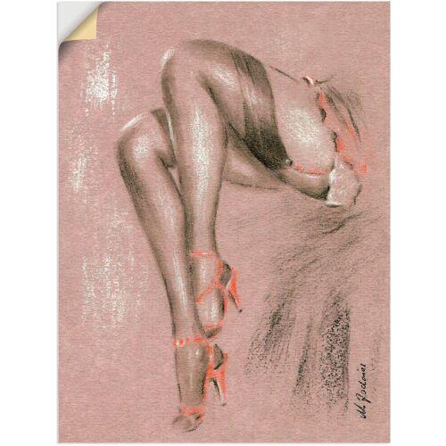 Artland Wandbild »Erotisches in High Heels«, Frau (1 Stück)