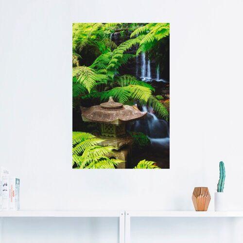 Artland Wandbild »Japanische Laterne«, Spa (1 Stück)
