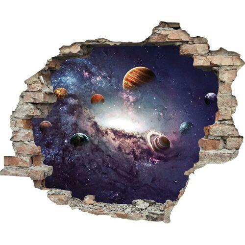 queence Wandtattoo »Planeten« (1 Stück)