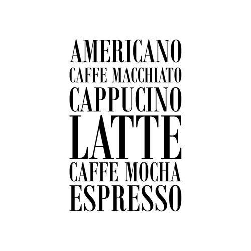 queence Wanddekoobjekt »Kaffee«