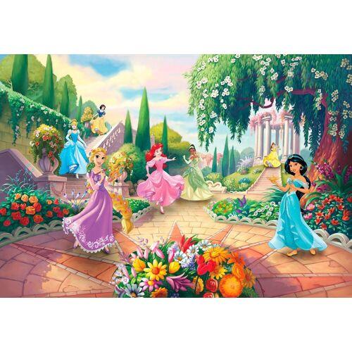 Komar Fototapete »Princess Park«, glatt, mehrfarbig, Comic, (Packung)