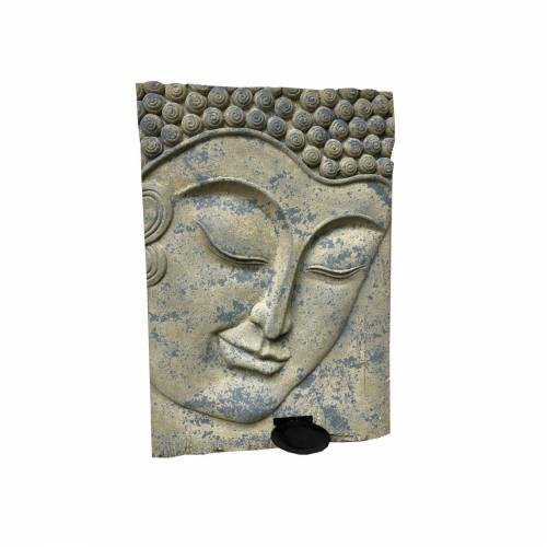 HTI-Line Gartenfigur »Wanddekor Buddha«