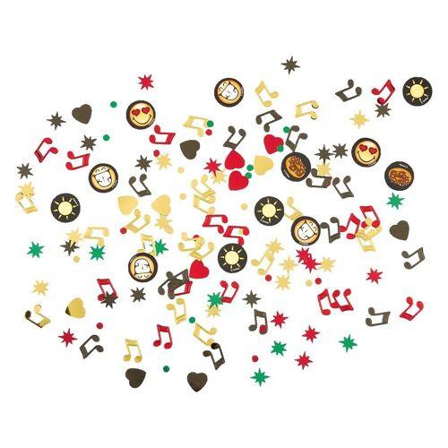 Amscan Konfetti »Konfetti Minions, 34 g«, gold-kombi