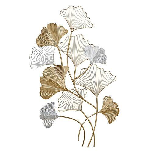heine home Wanddeko Ginkgo-Blätter